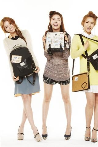 iPhone Wallpaper Dal Shabet korea music girls 06