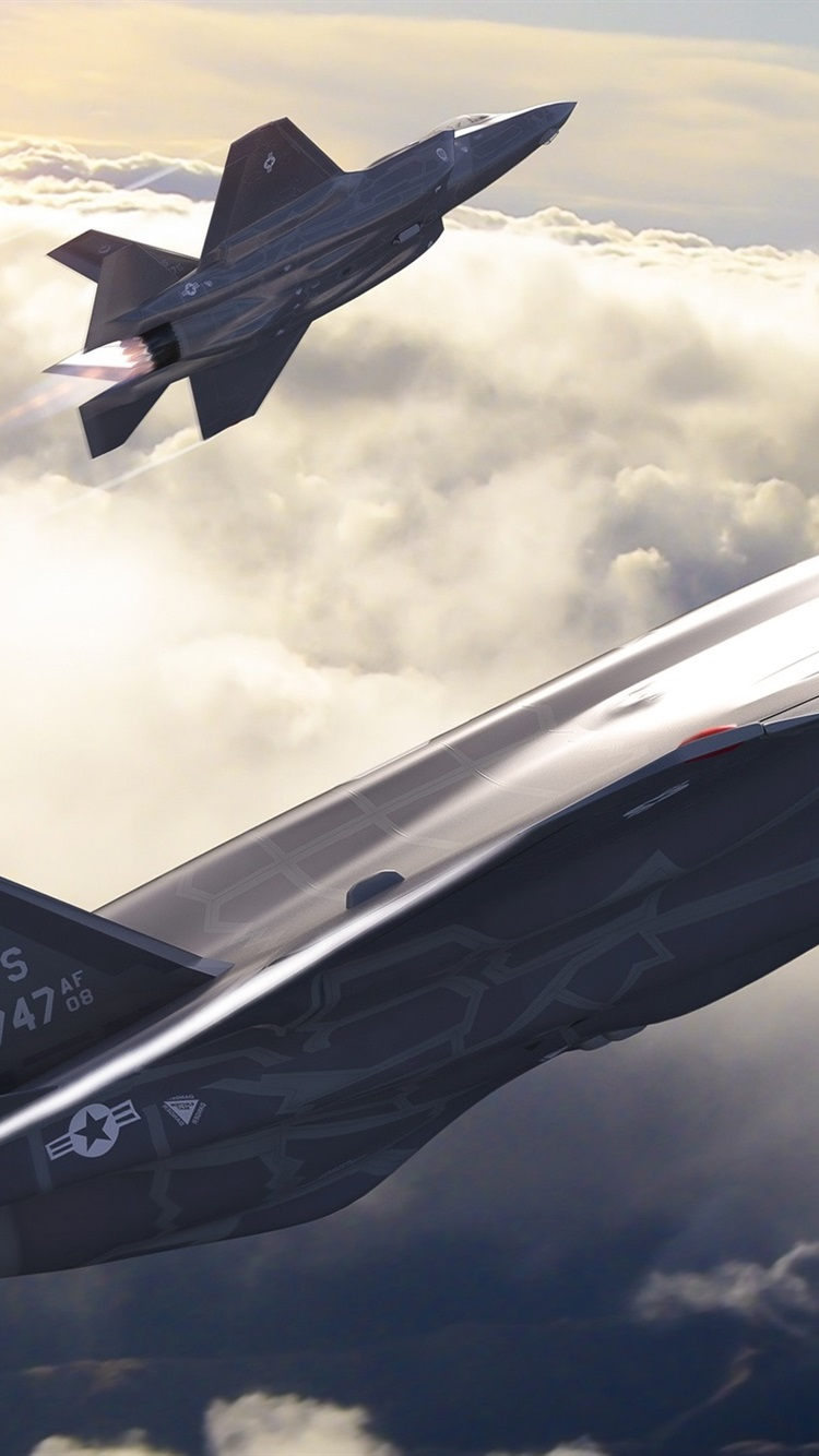 F 21 Lightning II, Amerikaner, Kampf 21x21 iPhone 21/21/21/21S ...