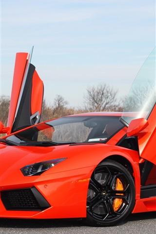 Fondos De Pantalla Lamborghini Aventador Lp700 4 Supercar