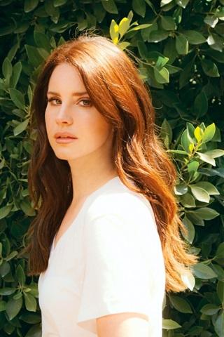 iPhone Papéis de Parede Lana Del Rey 06