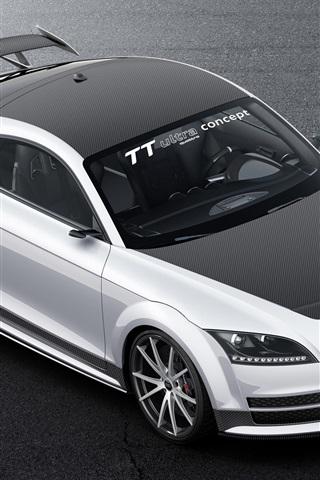 Audi Tt Quattro Concept Car Ultra 750x1334 Iphone 8766s