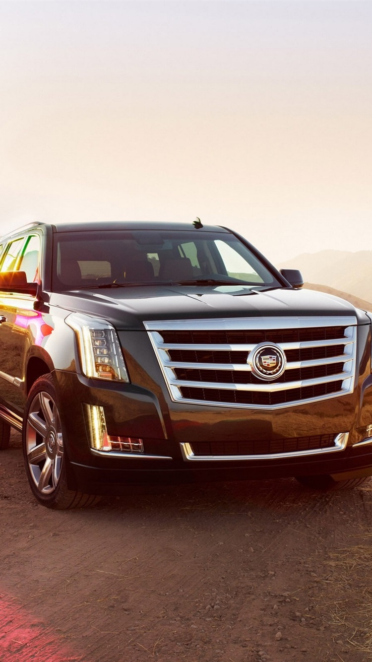 Cadillac Escalade Jeep Sunny Day 750x1334 Iphone 8 7 6 6s