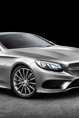 Fonds D Ecran 2015 Voiture D Argent Mercedes Benz Classe S