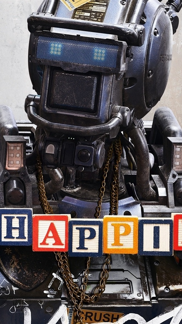 Wallpaper Chappie 2015 movie 1920x1200 HD Picture, Image