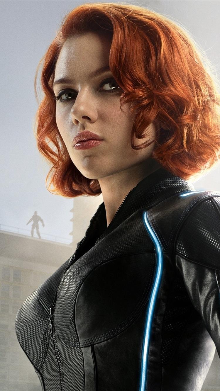 Scarlett Johansson Avengers Age Of Ultron 750x1334 Iphone