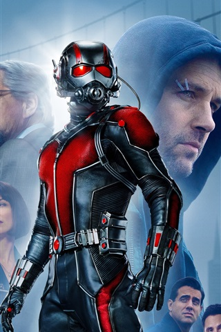 iPhone Wallpaper Ant-Man 2015