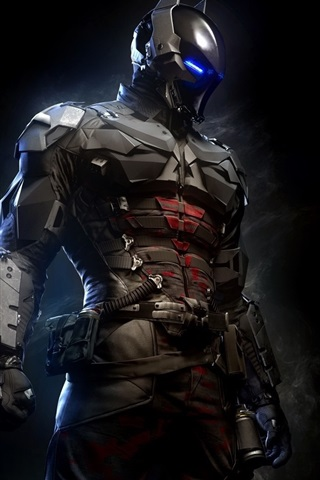 iPhone Wallpaper Batman: Arkham Knight, PC game