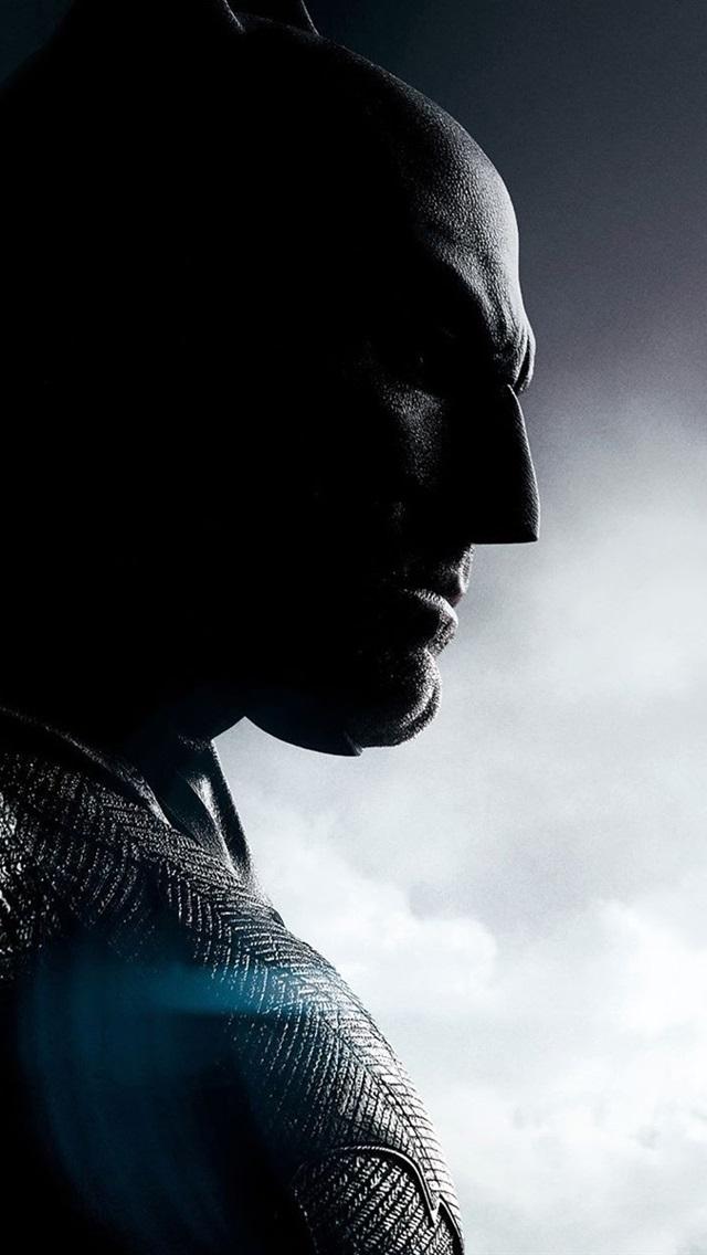 Batman V Superman El Origen De Justicia Hd 640x1136 Iphone