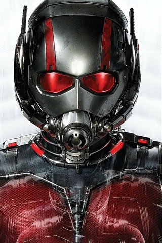 iPhone Wallpaper Ant-Man movie 2015