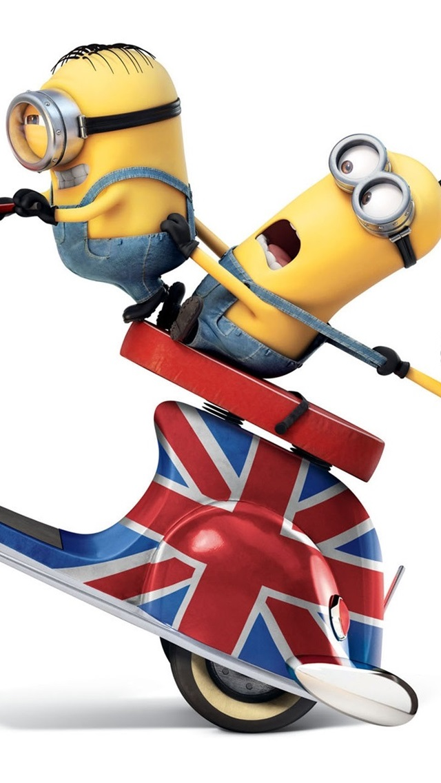 Minions 2015 Hd 640x1136 Iphone 5 5s 5c Se Wallpaper Background Picture Image