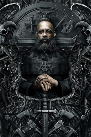 iPhone Wallpaper The Last Witch Hunter 2015