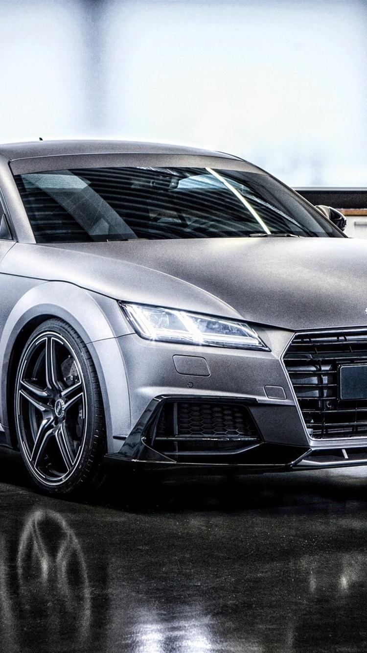 Fondos De Pantalla 2015 Vista Delantera Del Coche Abt Audi