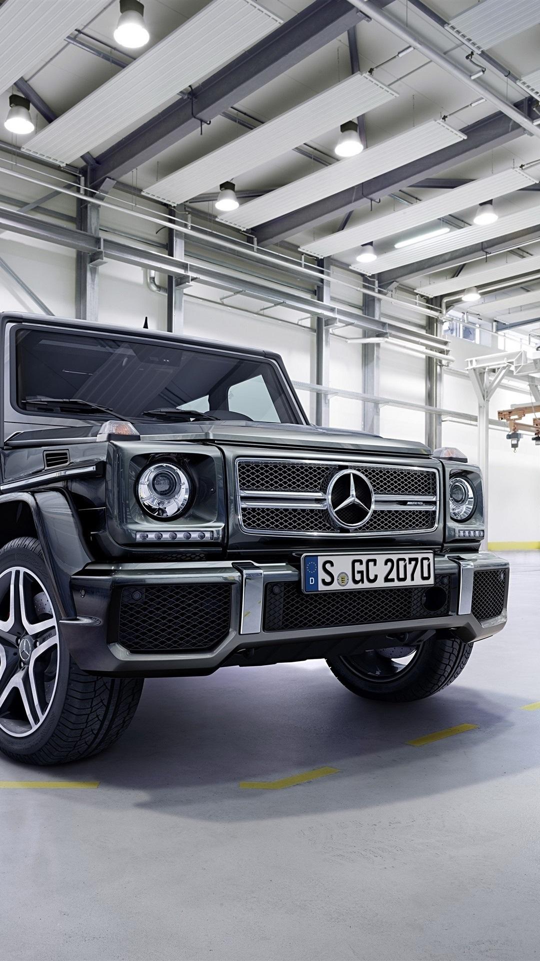 2015 Mercedes Benz Amg G63 W463 Suv Car 1080x1920 Iphone 8 7
