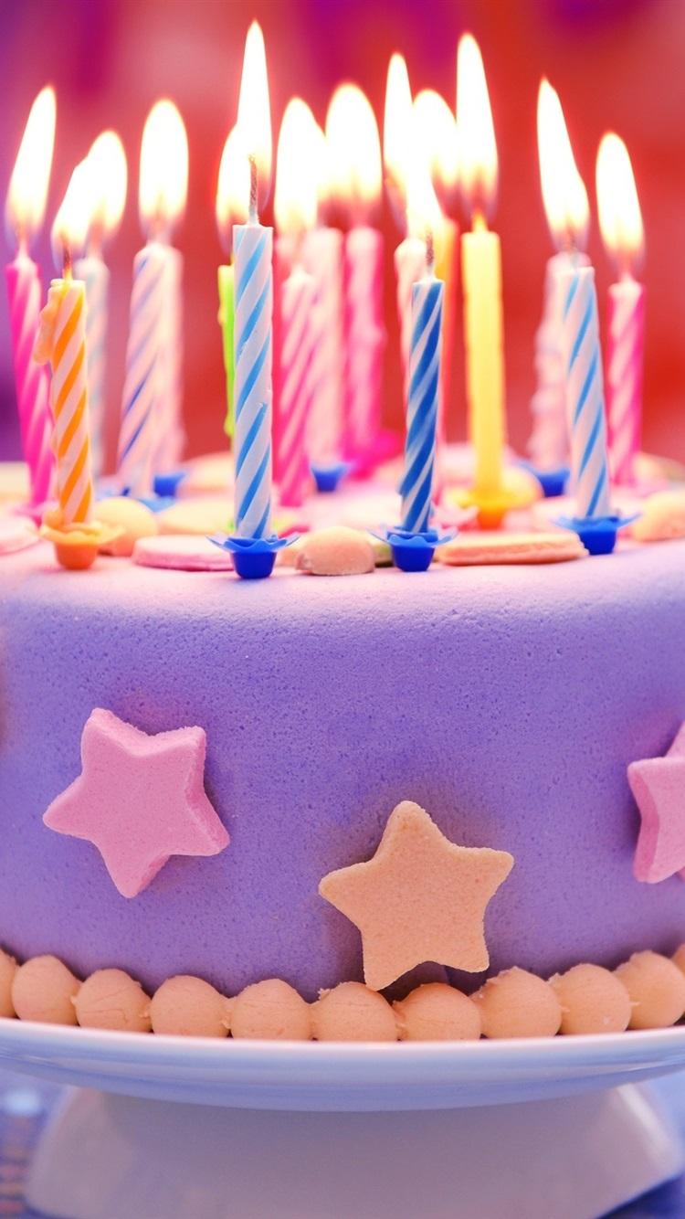 壁纸 生日快乐,蛋糕,蜡烛,星星 2560x1600 Hd 高清壁纸 图片 照片