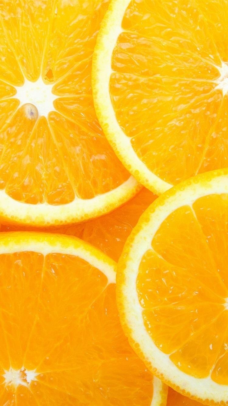 Zitronenscheibe Orangen Obst Gelb 2560x1600 Hd
