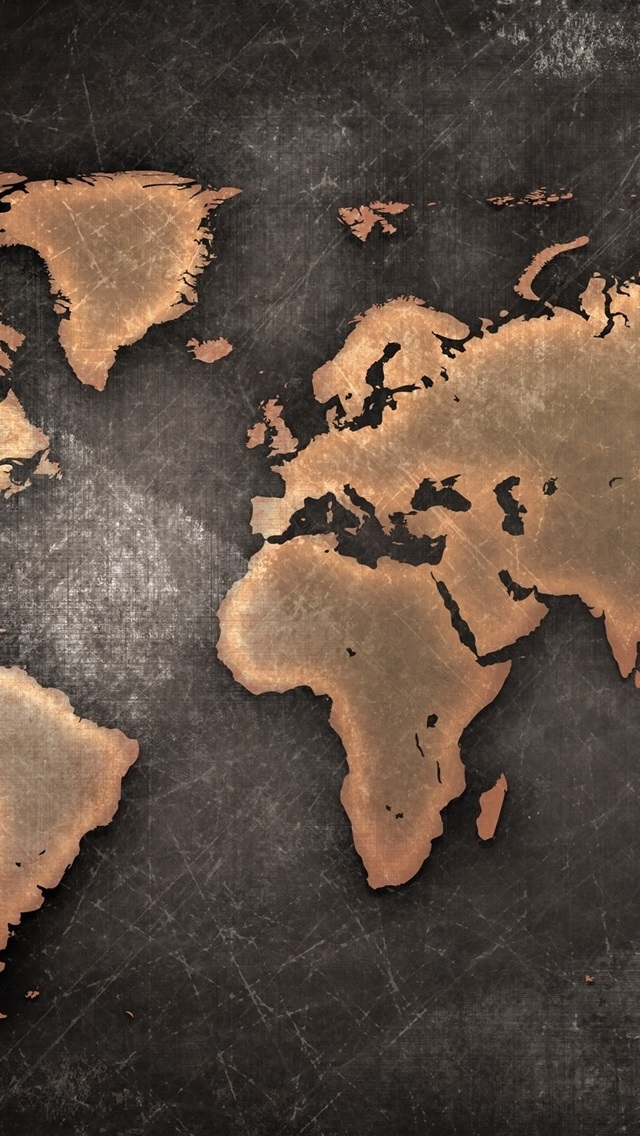 Wallpaper world map continents creative design 2560x1600 hd iphone 55s5cse750x1334 gumiabroncs Image collections