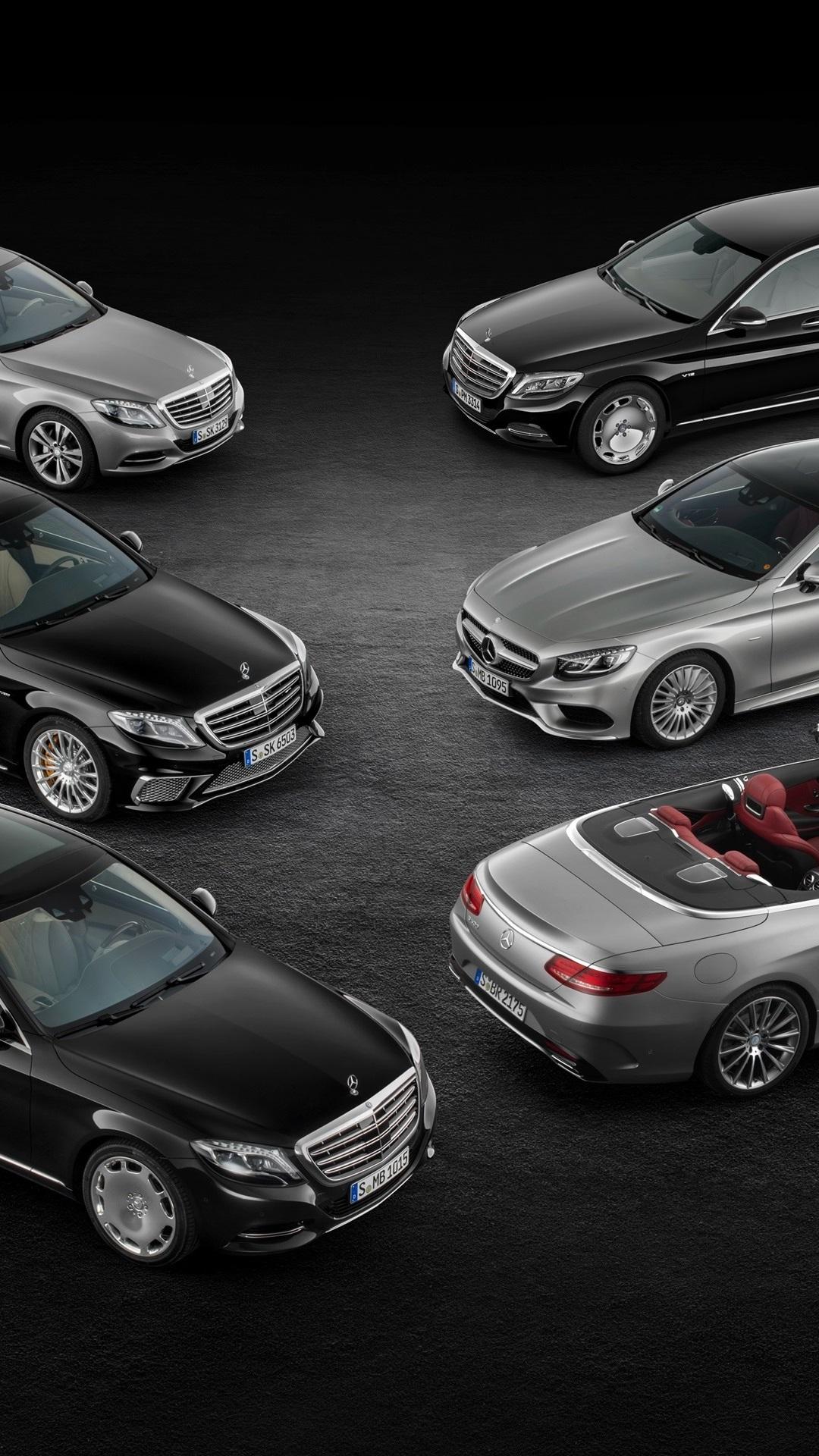 2015 Mercedes Benz S Class Cars 1080x1920 Iphone 8 7 6 6s