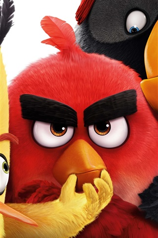 iPhone Wallpaper Angry Birds 2016 movie