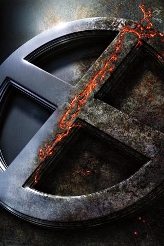 iPhone Hintergrundbilder X-Men: Apocalypse 2016