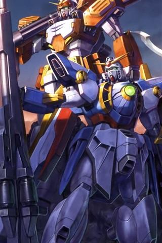 iPhone Wallpaper Mobile Suit Gundam