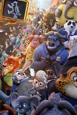 Zootopia 2016 Disney Movie 750x1334 Iphone 8 7 6 6s Wallpaper Background Picture Image