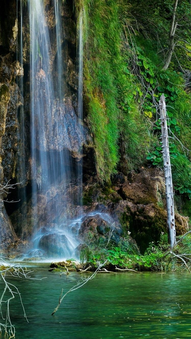 Breathtaking View Plitvice Lakes National Park Stock Photo Edit Now