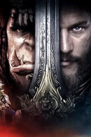 iPhone Wallpaper 2016 Warcraft HD
