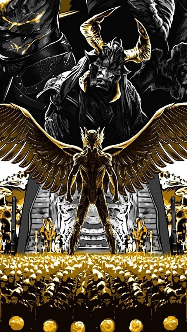 2016 Movie Gods Of Egypt 640x1136 Iphone 5 5s 5c Se