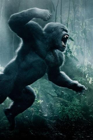 iPhone Wallpaper 2016 movie, The Legend of Tarzan