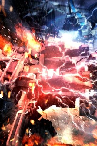 iPhone Papéis de Parede Armored Core jogo 5 PS