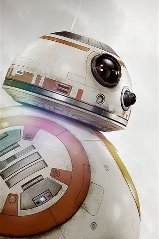 BB-8 robot, Star Wars: The Force