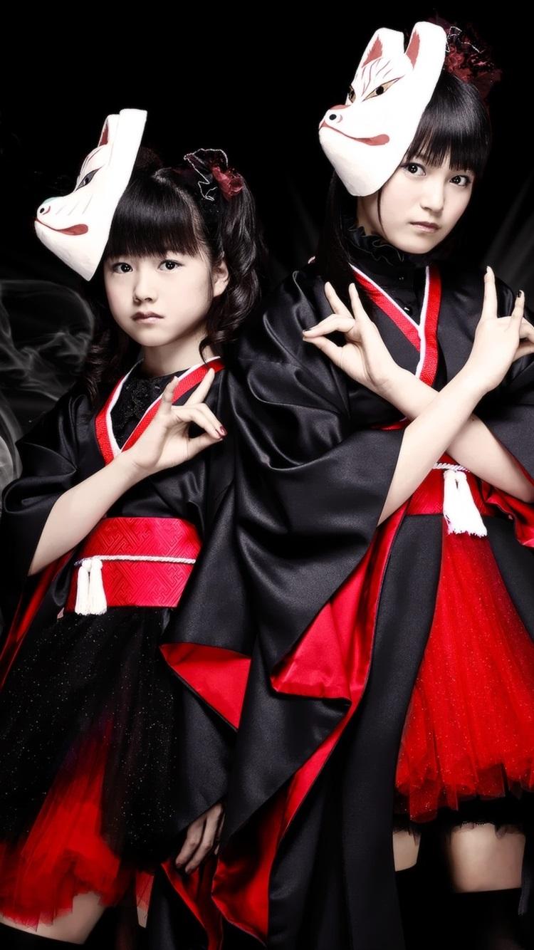 壁紙 Babymetal 日本人の女の子グループ 04 2560x1440 Qhd 無料のデスクトップの背景 画像