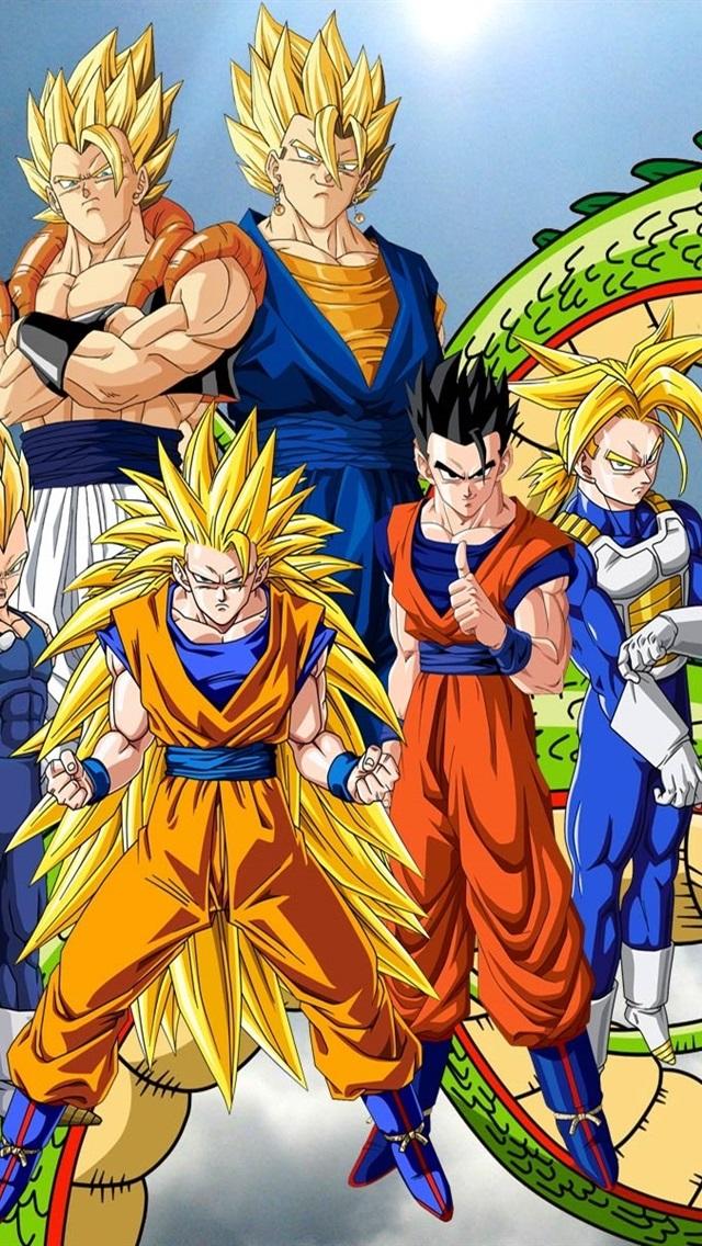 Wallpaper Dragon Ball Z Anime Widescreen 1920x1200 Hd Picture Image