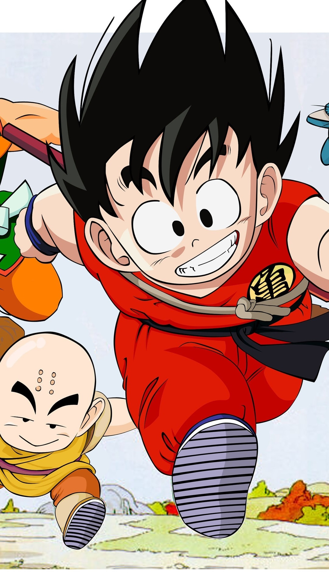 Dragon Ball Klassische Anime 1080x1920 Iphone 8766s Plus