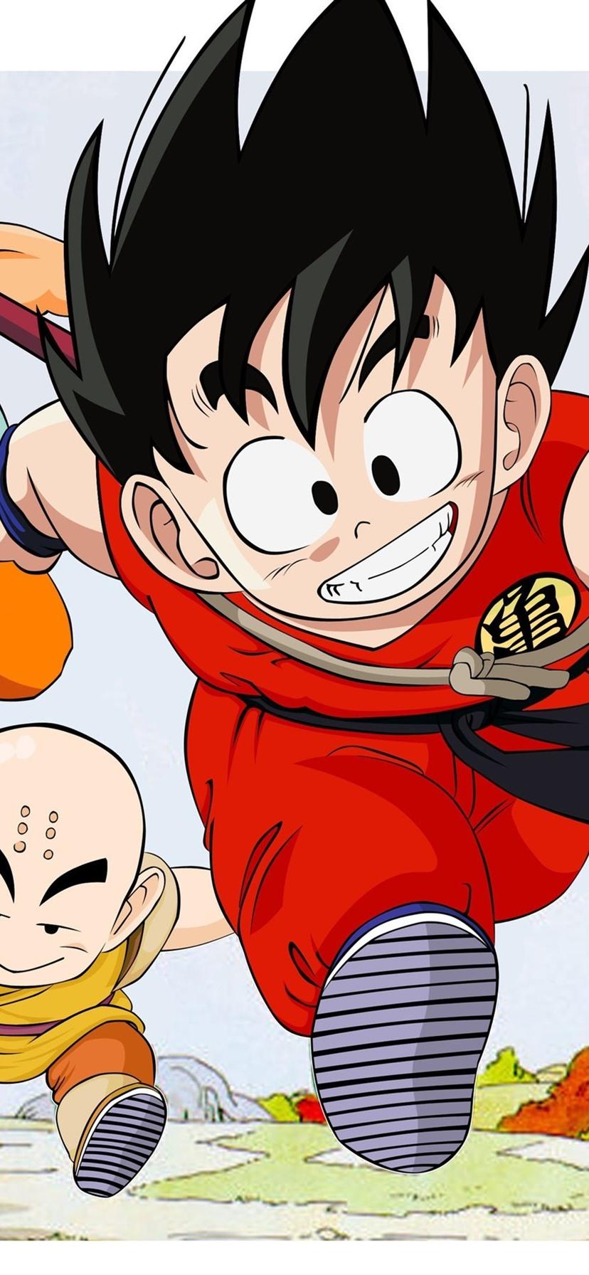 50 Dragon Ball Iphone Wallpapers Download At Wallpaperbro