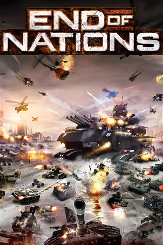 iPhone Wallpaper End of Nations PC game