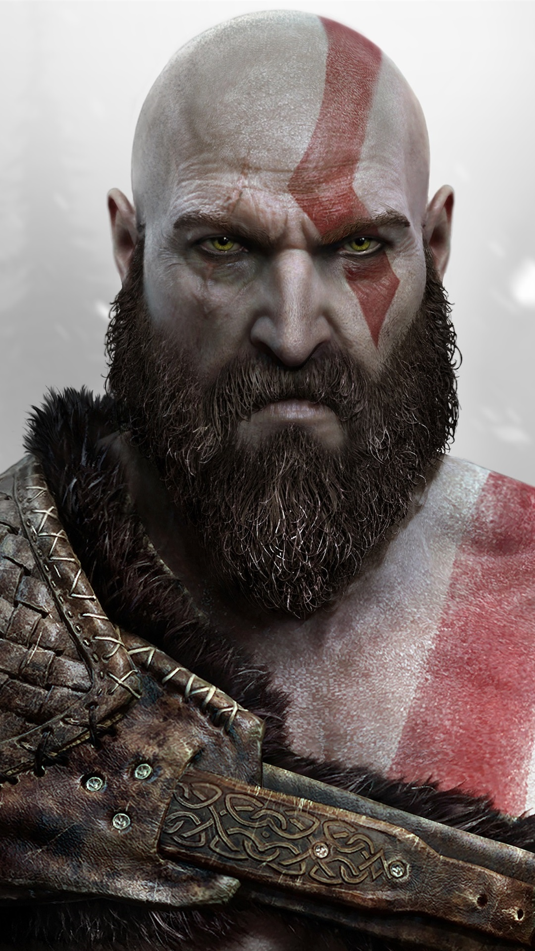 God Of War Sony Ps4 Game 1080x1920 Iphone 8 7 6 6s Plus Wallpaper