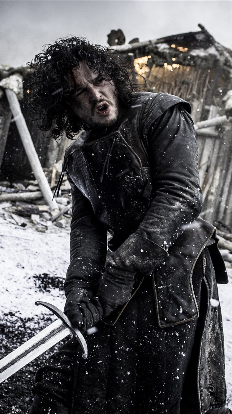 Wallpaper Jon Snow Game Of Thrones Tv Series 2880x1800 Hd