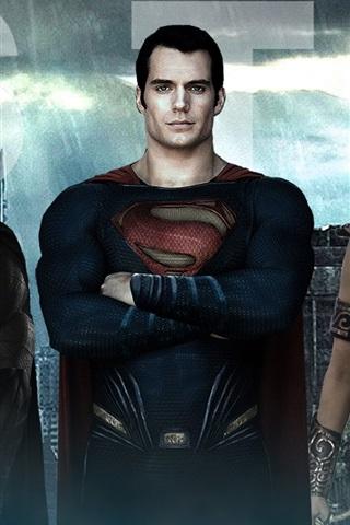 iPhone Wallpaper Justice League 2017 HD