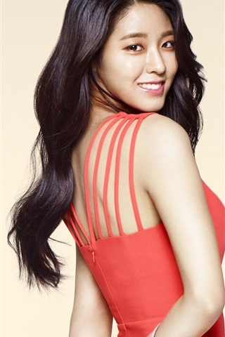 iPhone Wallpaper Korean girls, Seolhyun 05