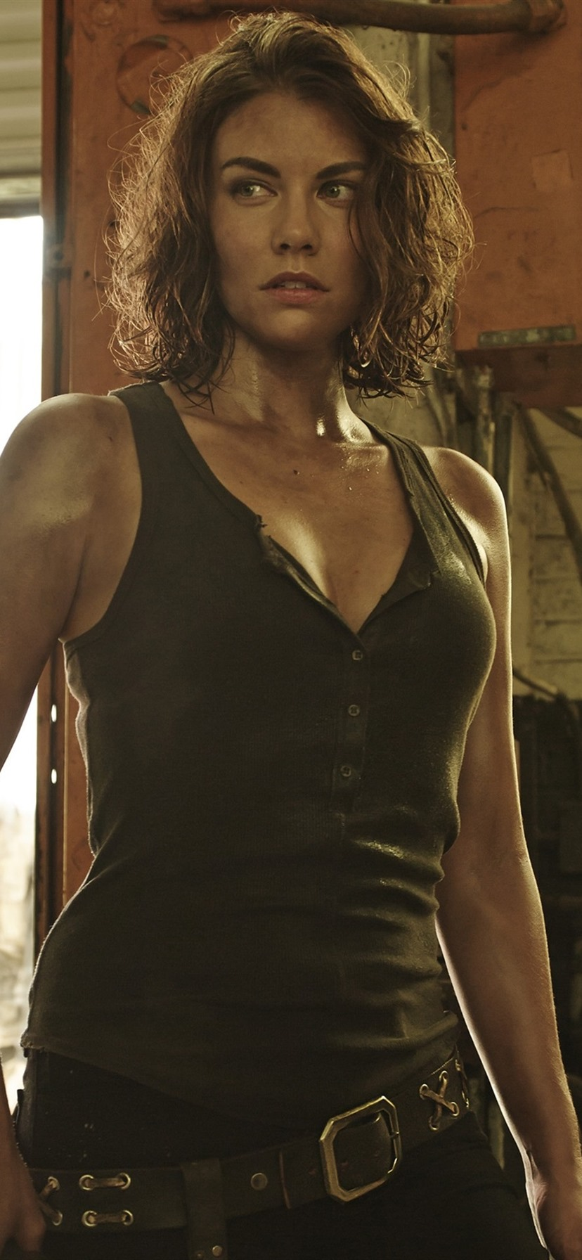 Twd hot maggie 15 Hottest