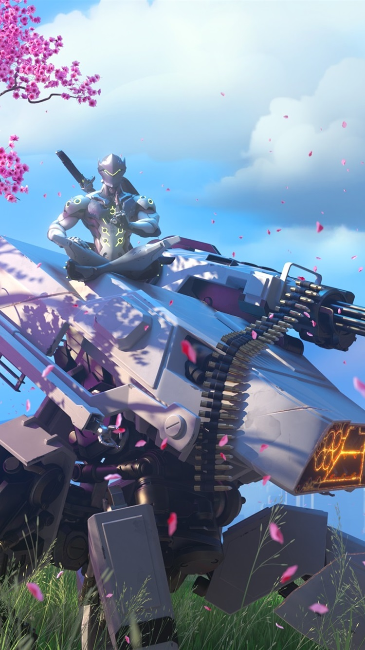 Unduh 440 Wallpaper Iphone Overwatch Gambar HD Terbaru