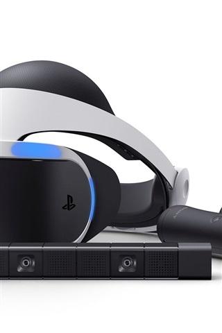 iPhone Papéis de Parede Sony PlayStation VR close-up