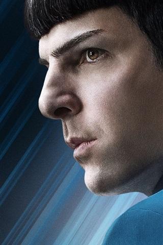 iPhone Wallpaper Spock, Star Trek Beyond 2016