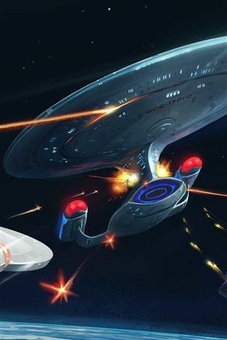 iPhone Wallpaper Star Trek 2017 TV series
