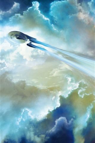 iPhone Wallpaper Star Trek Beyond 2016 movie