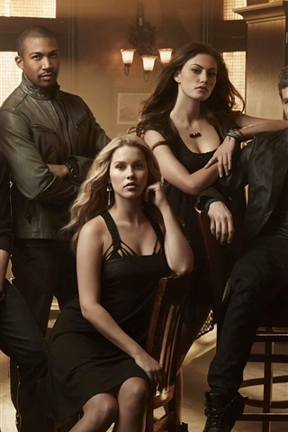 The Originals Tv Series Season 3 750x1334 Iphone 8766s
