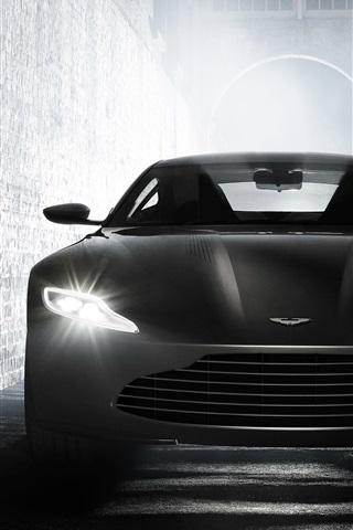 Aston Martin Db10 Supercar Front View 1080x1920 Iphone 8 7 6 6s Plus Wallpaper Background Picture Image