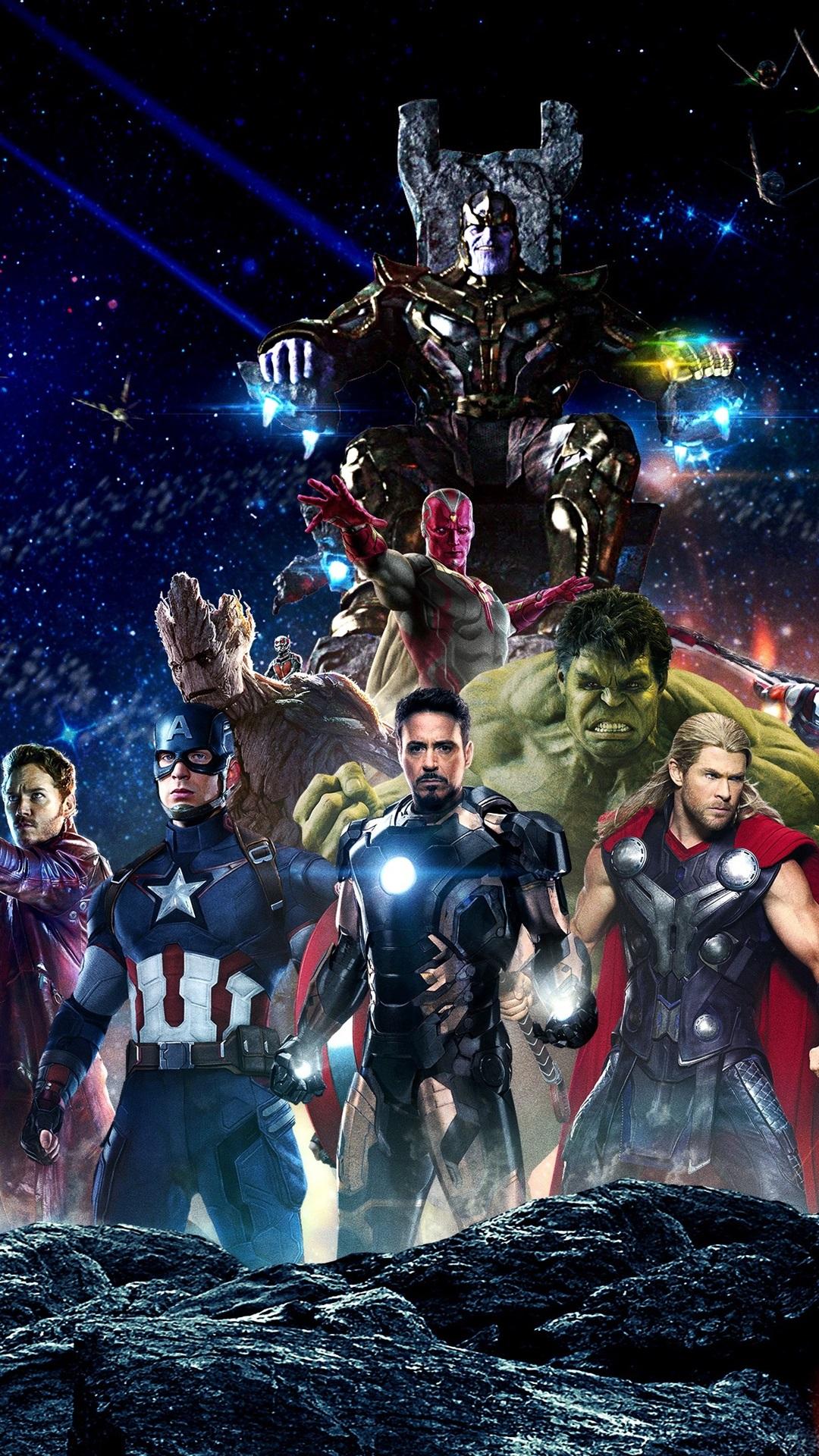 Wallpaper avengers 3 infinity war 2018 3840x2160 uhd 4k - Avengers infinity war wallpaper iphone ...