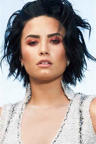 iPhone Wallpaper Demi Lovato 06